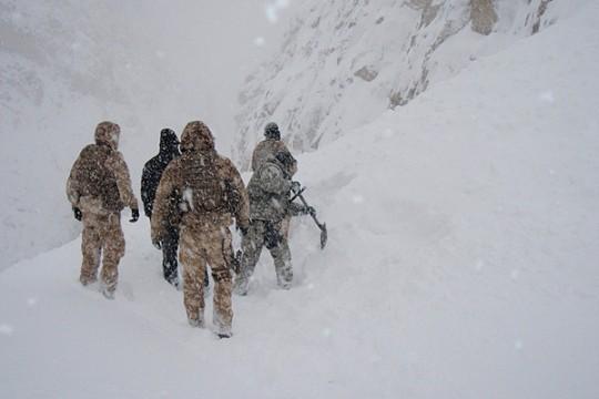 neve afghanistan