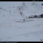 Neve Valbiolo 17 ottobre