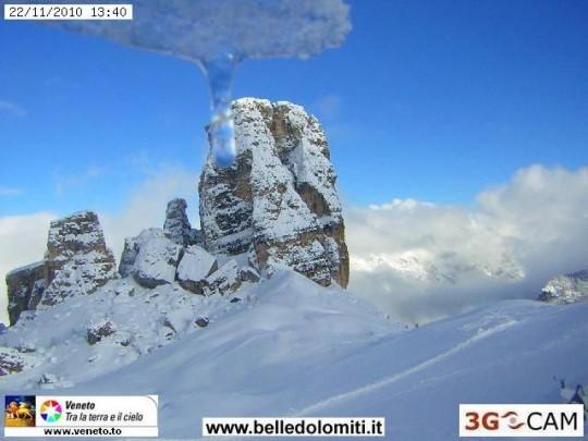 5 Torri - Cortina, fra sole e neve!