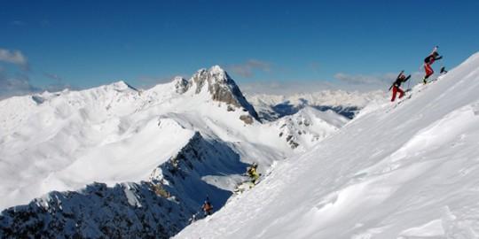 Pitturina Sci Alpinismo