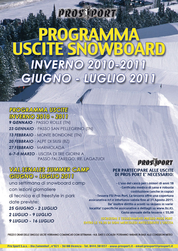 programma prosport