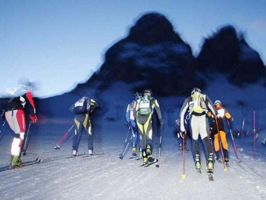 Sella Ronda Ski marathon 2011