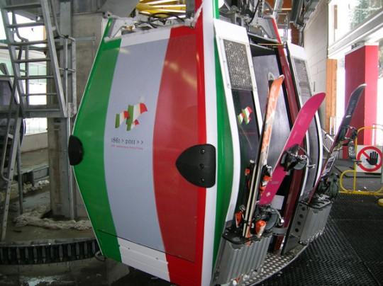 cabina tricolore