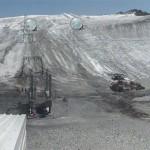 Partenza degli impianti Les 2 Alpes - 3200m