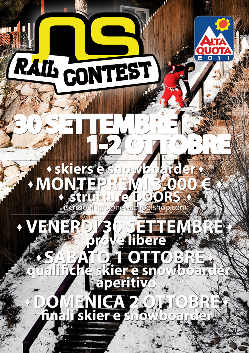 Rail Contest Alta Quota