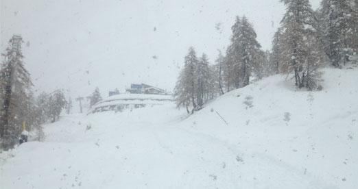 prali piemonte neve