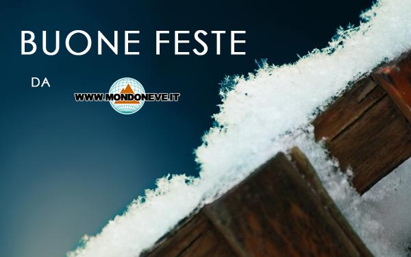 Buon Natale e Felice 2012 da MondoNeve.it
