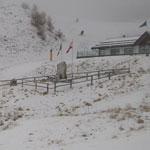 Neve oltre i 2000 metri sul Nord-Est Alpi