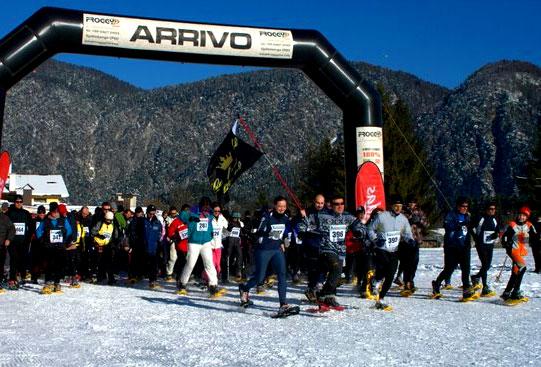 Ciaspolissima 2012, sabato 21 e domenica 22 gennaio in Valbruna