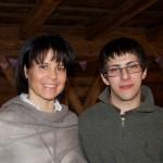 Una giornata con Isolde Kostner sulle nevi di Cortina d'Ampezzo