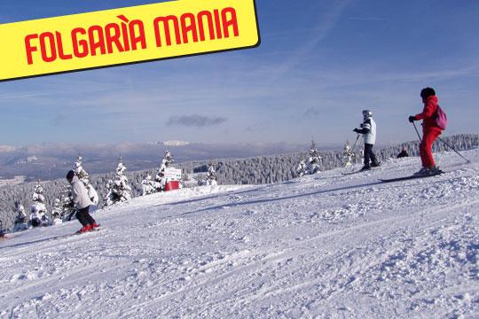 """""""Antimafia sugli sci"""" a Folgaria"""