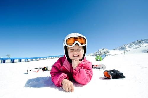 A Vorarlberg la neve a misura di bambino