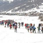 Ciaspoleda 2012, con ciaspole sulle nevi di Livigno