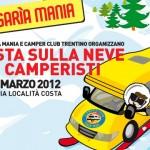 "Festa dei ""Camperisti"" a Folgaria"