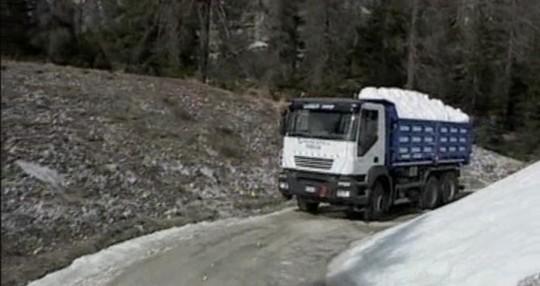 camion faloria cortina