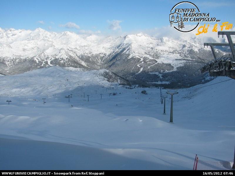 Bianco risveglio sulle Alpi, neve oltre i 1600m su Trentino-Veneto-Friuli