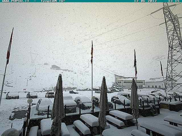 Sci Estivo: Ghiacciai sepolti dalla Neve! piste in perfette condizioni