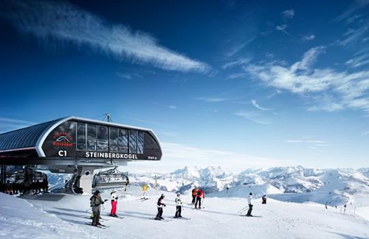 Impianti sciistici di Kitzbühel