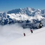 Neve in arrivo sui Ghiacciai