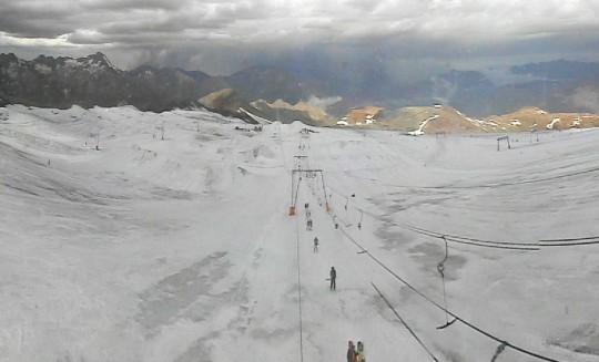 Les 2 Alpes a 3400m
