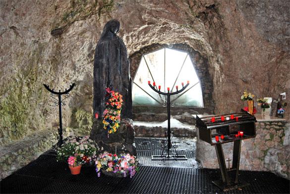 In Marmolada si ricorda la visita di Papa Giovanni Paolo II