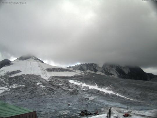 ghiacciaio stelvio agosto 2012