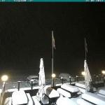 Neve d'Agosto sui Ghiacciai, fiocchi anche a 2000m