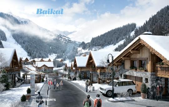 centro baikal resort