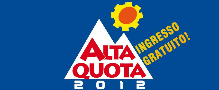 Alta Quota 2012 a Fiera Bergamo dal 12 al 14 ottobre