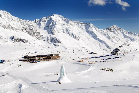 Apertura impianti sciistici, a Stubai l'inverno inizia il 13 ottobre
