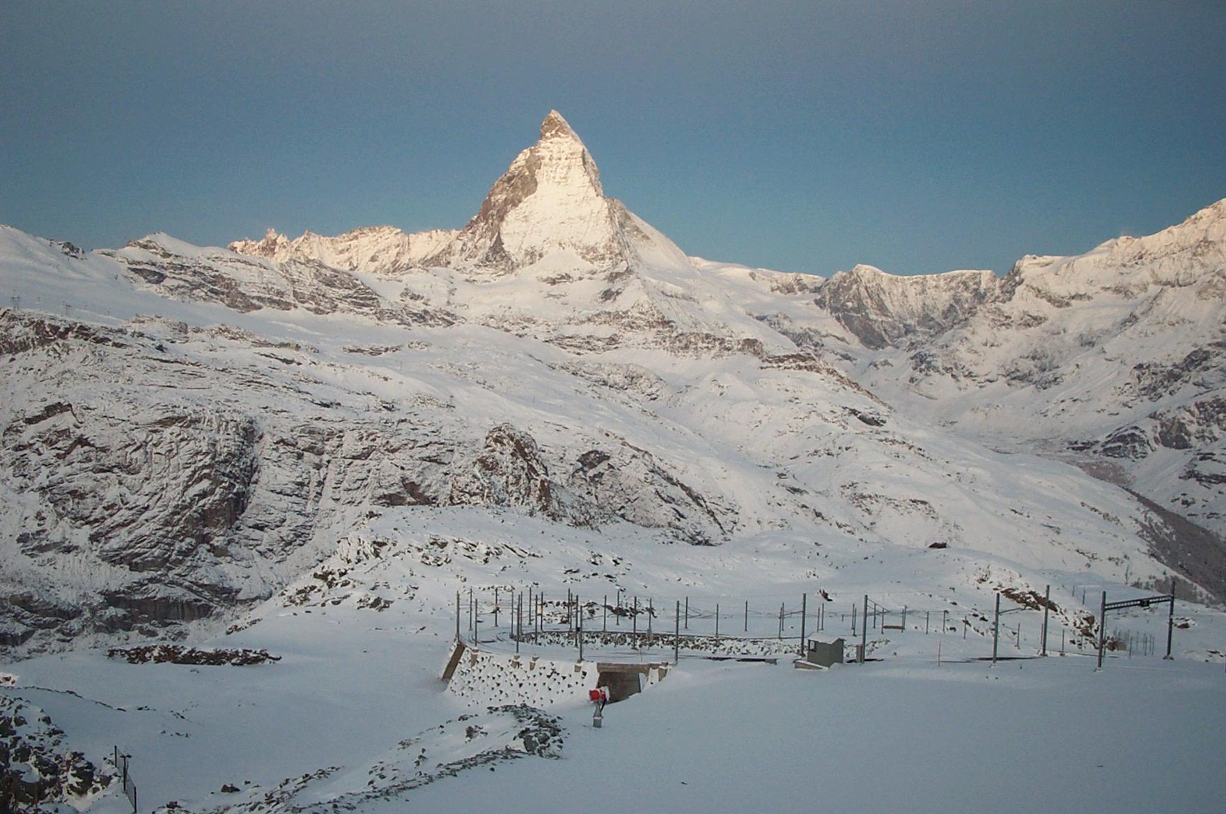50cm di Neve fresca e nevicate fino a 1400m sulle Alpi grazie a Cleopatra