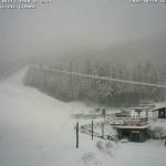 cimone sci appennini nevicata 28 29 ottobre 2012