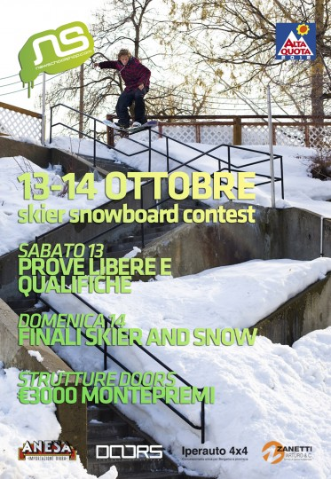 flyer rail contest