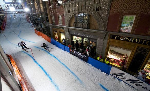 Ski Opening e City Race apriranno la stagione sciistica di St.Moritz