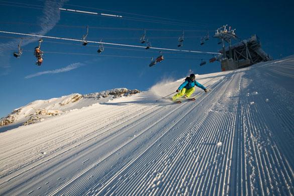 sciare austria ponte ognissanti