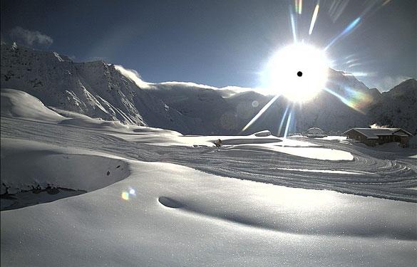 Solda apre gli impianti sciistici il 1 novembre, con 70cm di neve fresca