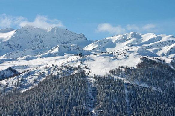 La Thuile: la stagione sciistica inizia il 1 Dicembre