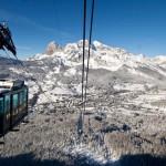 Apertura impianti Cortina: Dal 22 novembre piste aperte sul Faloria