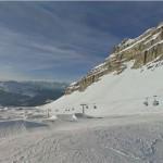 Sbarca in Italia Google Street View per le Piste da Sci