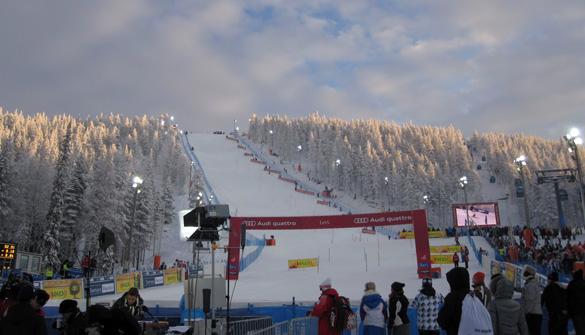Maria Riesch vince lo Slalom Speciale di Levi – Finlandia