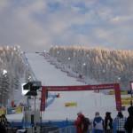 Gli azzurri mancano il podio per un soffio nello Slalom di Levi