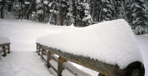 Altra Neve oltre i 2000m poi gelo ed ancora Neve