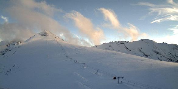 Torna il sole sulle Alpi, altri 20cm di neve fresca sulle Piste