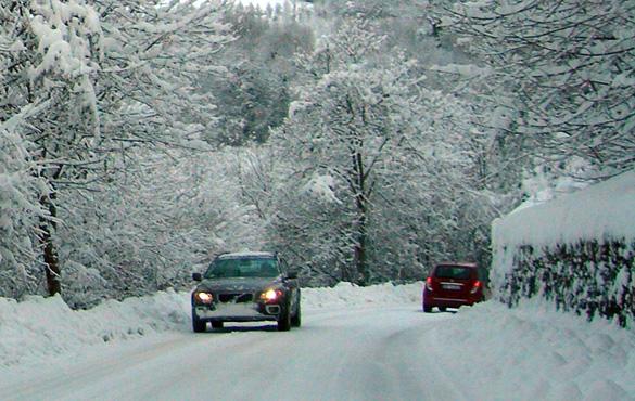 Le ordinanze del Veneto di obbligo catene da neve o pneumatici invernali