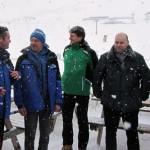 Nuova seggiovia 6 posti e 50 anni di Sinval sull'Adamello Ski