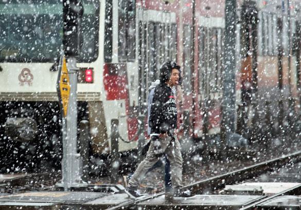 Allerta Meteo: temperature polari e Neve in pianura sul Nord Italia
