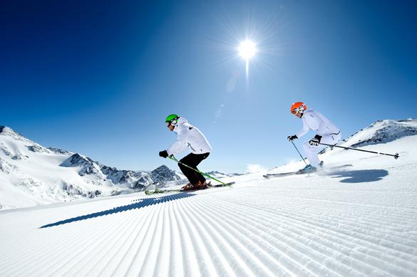 Affluenza record sulle piste da sci, la neve fa dimenticare la crisi