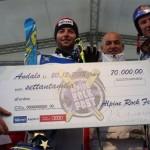 ALPINE ROCKFEST: Simoncelli vince e si porta a casa 70000€