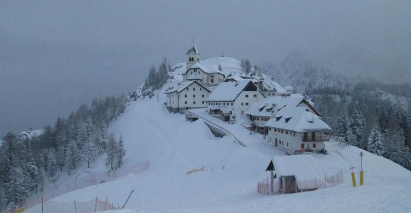 Ci aspettano 3 giorni di Neve su Alpi ed Appennini