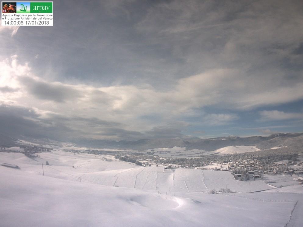 60 foto ed immagini della Nevicata 14-15-16-17 gennaio 2013
